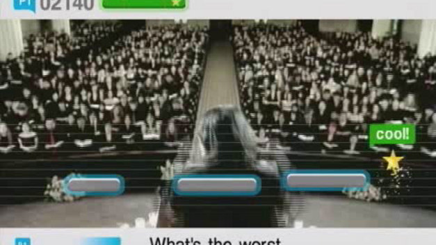 SingStar® Pop (Game Only) Video Screenshot 1