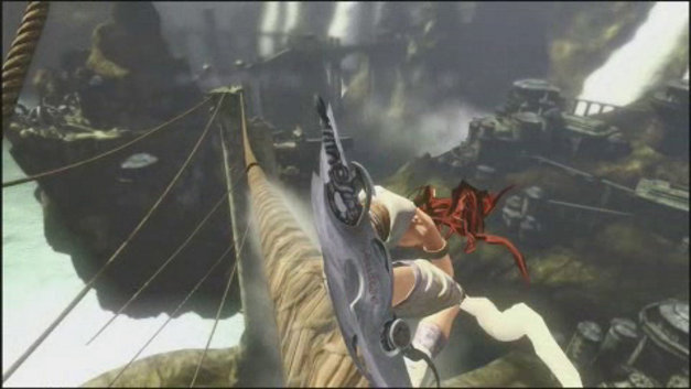 Heavenly Sword® Video Screenshot 13