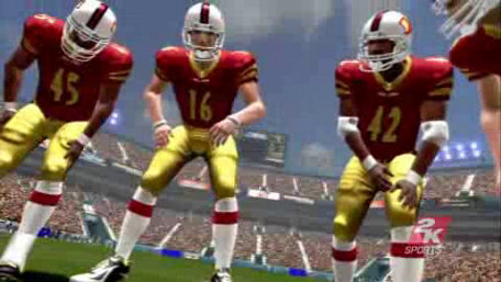All-Pro Football 2K8 Trailer