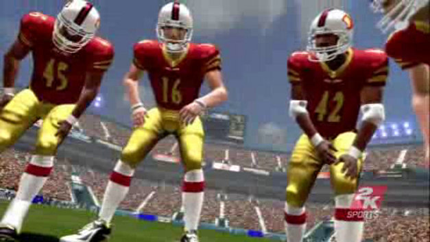 All-Pro Football 2K8 Video Screenshot 1