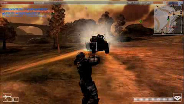 Warhawk® Video Screenshot 10