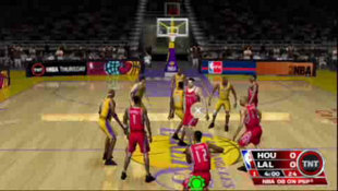 NBA 08 Video Screenshot 2