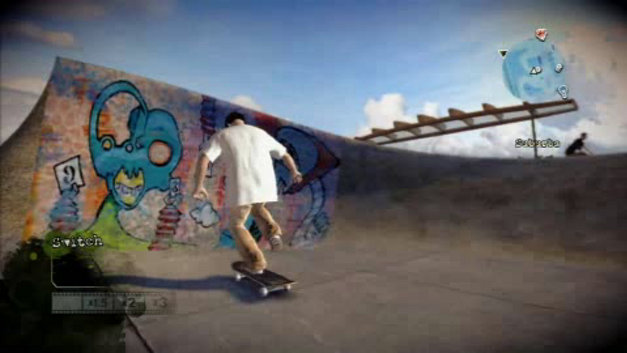 Skate Video Screenshot 1