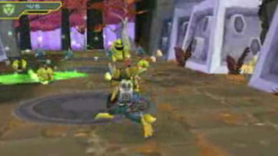 Ratchet  &  Clank®: Size Matters Video Screenshot 6