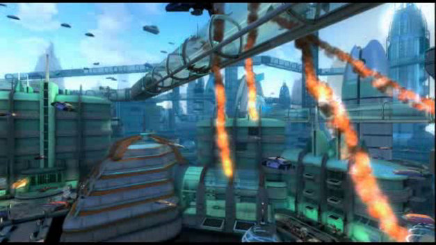 Ratchet & Clank Future: Tools of Destruction® Video Screenshot 4