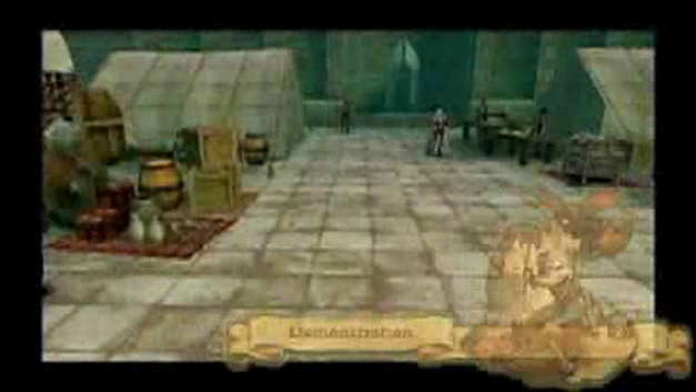 Warriors of the Lost Empire Video Screenshot 1