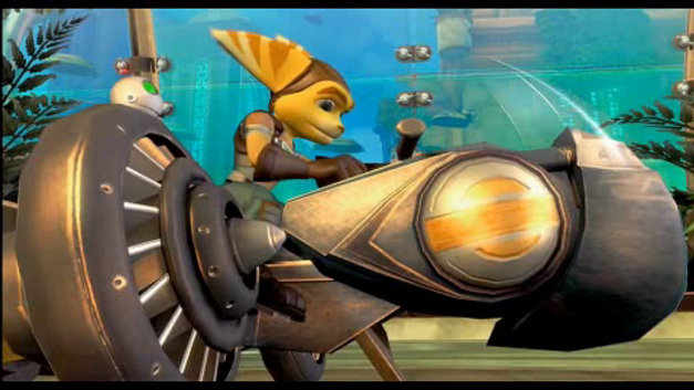 Ratchet & Clank Future: Tools of Destruction® Video Screenshot 10