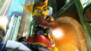 Ratchet & Clank Future: Tools of Destruction® Video Screenshot 9