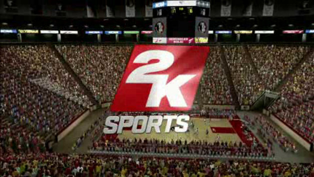 College Hoops 2K8 Video Screenshot 1