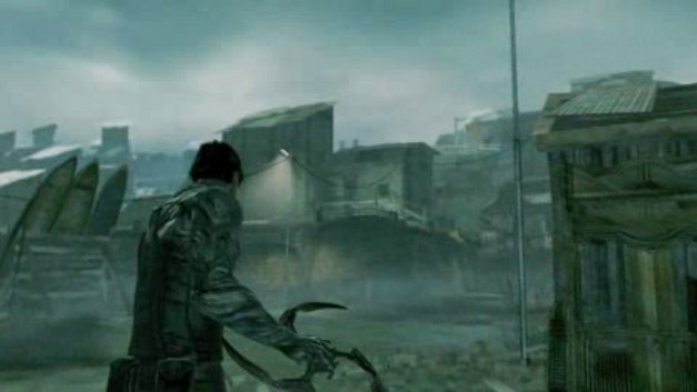 Dark Sector Video Screenshot 1