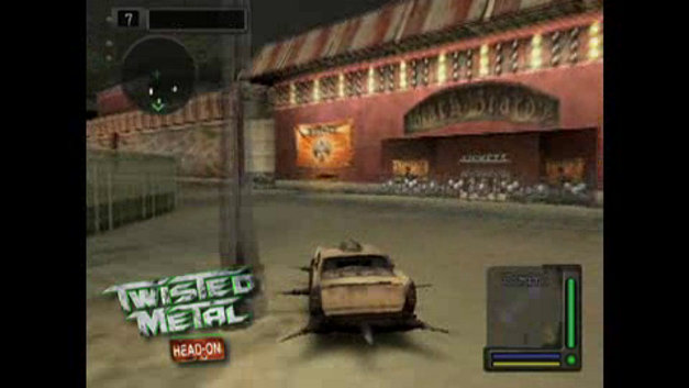 Twisted Metal™: Head-On Extra Twisted Edition Video Screenshot 7