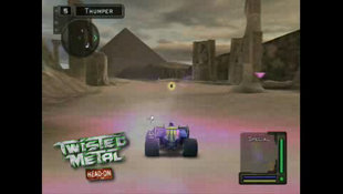 Twisted Metal™: Head-On Extra Twisted Edition Video Screenshot 6