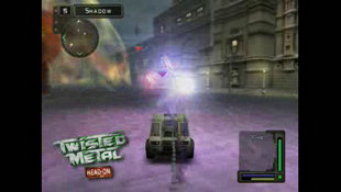 Twisted Metal™: Head-On Extra Twisted Edition Video Screenshot 2