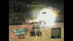 Twisted Metal™: Head-On Extra Twisted Edition Video Screenshot 8