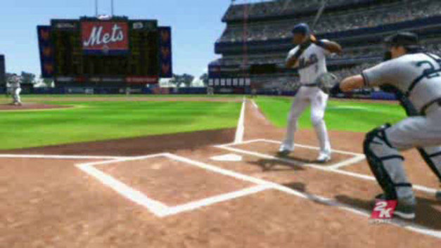 Major League Baseball 2K8 Video Screenshot 1