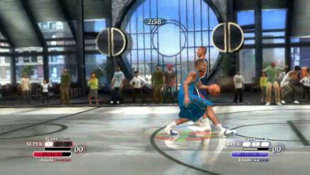 NBA Ballers: Chosen One Video Screenshot 2