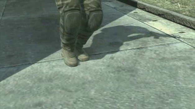 Metal Gear Online Video Screenshot 1
