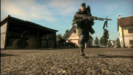 Battlefield: Bad Company Trailer