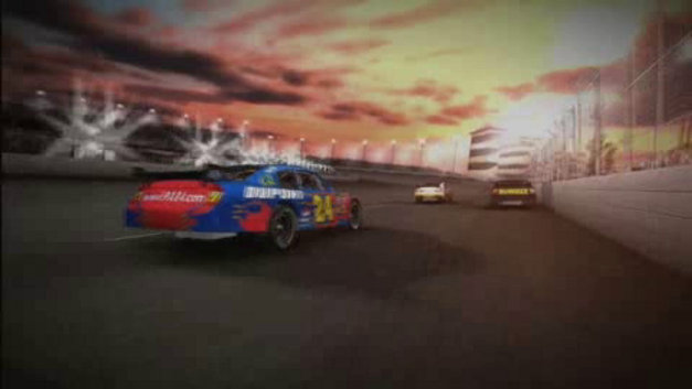 NASCAR 09 Video Screenshot 1