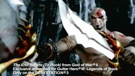 Guitar Hero®  III: Legends of Rock Trailer
