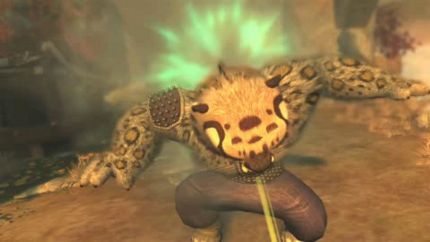 Kung Fu Panda Video Screenshot 1