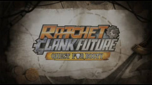 Ratchet & Clank® Future: Quest for Booty Video Screenshot 2