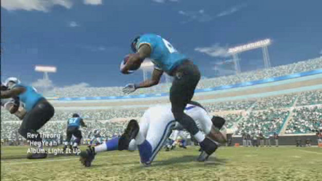 Madden NFL 09 20th Anniversary Collectors Edition Video Screenshot 1
