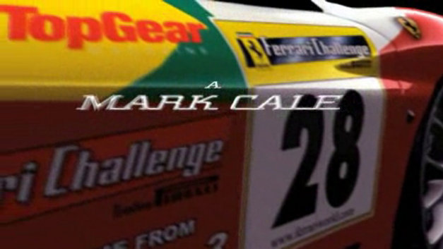 Ferrari Challenge Video Screenshot 1