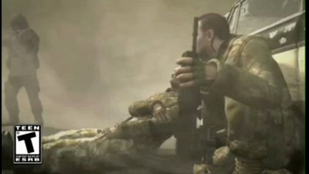 SOCOM U.S. Navy SEALs Combined Assault Video Screenshot 1