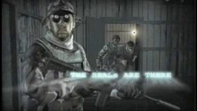 SOCOM U.S. Navy SEALs Fireteam Bravo 2 Video Screenshot 1