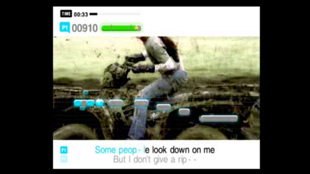 SingStar® Country (Game Only) Video Screenshot 10