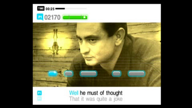 SingStar® Country (Game Only) Video Screenshot 1