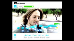 SingStar® Country (Game Only) Video Screenshot 3