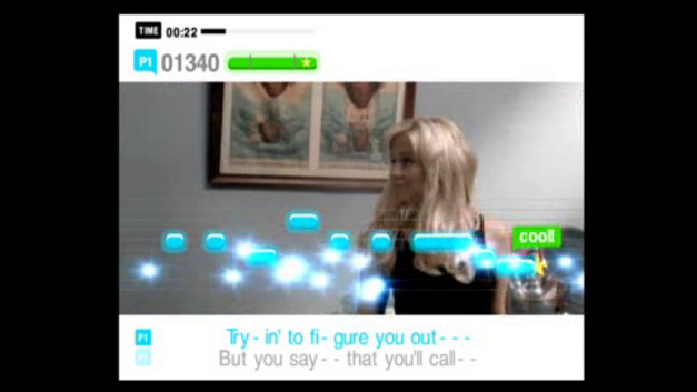 SingStar® Country (Game Only) Video Screenshot 4
