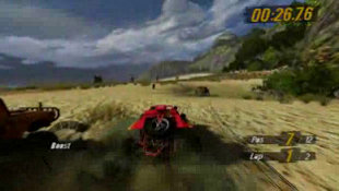 MotorStorm® Pacific Rift Video Screenshot 23