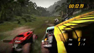 MotorStorm® Pacific Rift Video Screenshot 12