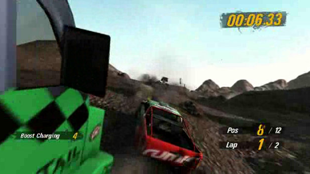MotorStorm® Pacific Rift Video Screenshot 10