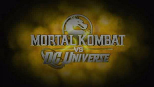 Mortal Kombat vs DC Universe Video Screenshot 2