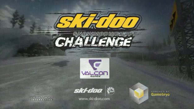 Ski Doo: Snowmobile Challenge Video Screenshot 1
