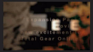 Metal Gear Online Video Screenshot 2