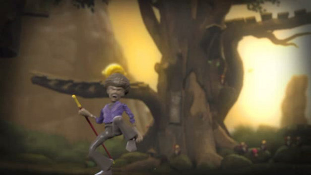 Rag Doll Kung Fu™: Fists of Plastic Video Screenshot 1