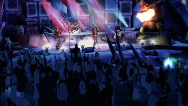 Guitar Hero® Smash Hits Video Screenshot 1
