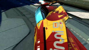 wipEout® HD Video Screenshot 2