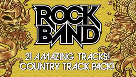 Rock Band®  Track Pack Country™