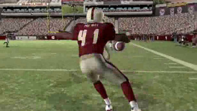 NCAA Football 10 Video Screenshot 1