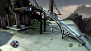 Crash Commando Video Screenshot 2