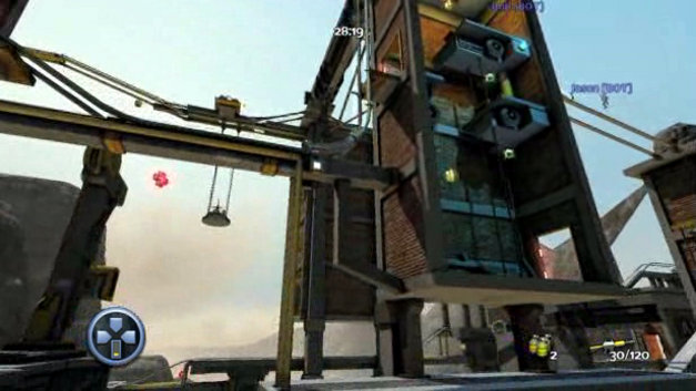 Crash Commando Video Screenshot 1