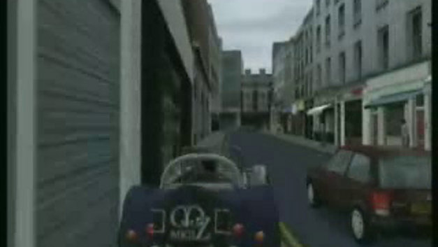 The Getaway Video Screenshot 1