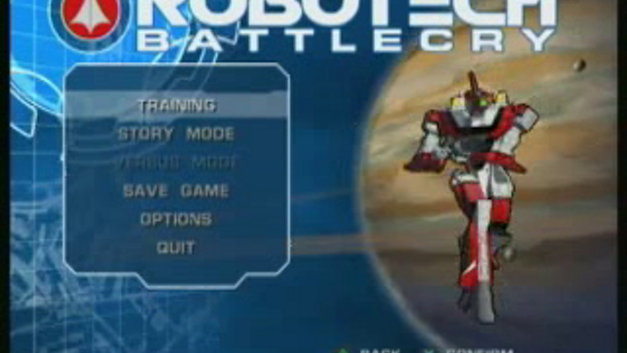Robotech: Battlecry Video Screenshot 1