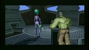 The Hulk Video Screenshot 2